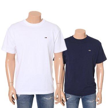 남성 코튼 그래픽 반소매 티셔츠 TJMT1KOE44D0