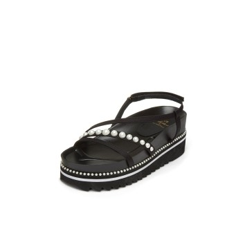 Claire sandal(black) DG2AM20040BLK / 블랙