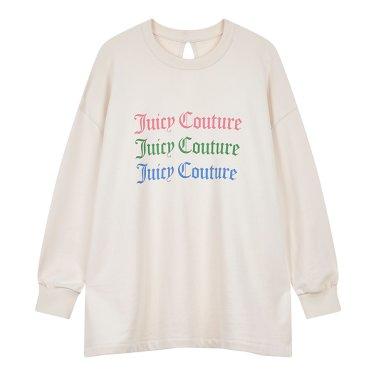 유니 프린트 티셔츠 JC59340101