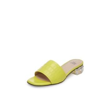 …[송헤교슈즈]Costa sandal(yellow)DG2AM20013YEW