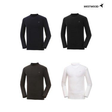 남성 긴팔 반넥 냉감 티셔츠 WZ0MCCT751