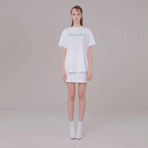 Lettering T-shirt 001 Green