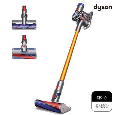[다이슨 공식파트너] V8 New 앱솔루트(155AW) + [사은품] 추가 봉(옐로우) 증정