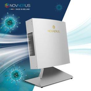[리뷰이벤트]노바이러스 공기청정 살균기 NV-990 (거치대포함)