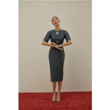 Chrome Dress(FA18PFOP001)