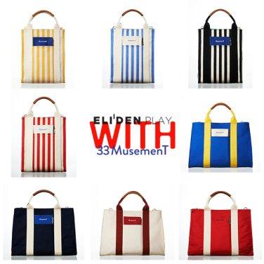 [33뮤즈먼트] 33 MusemenT  JJ Canvas Bag 10 Types