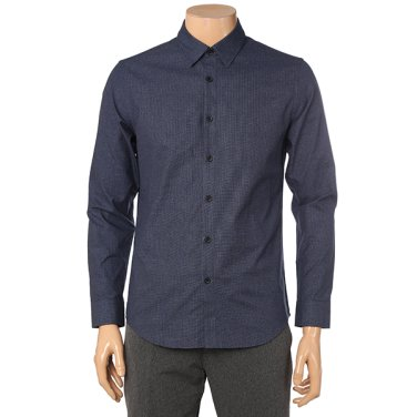 BON 마이크로 패턴 ShaDow 셔츠[BN7WBA890]