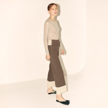 Mocha Panel Pants_Brown (JC19WTPT-02_BR)