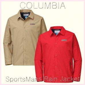 남성 자켓 Sportsmans Rain Jacket CY1-WE0859