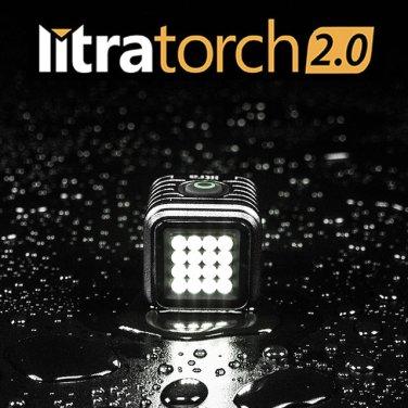 초소형 대광량 LED라이트 리트라토치2.0 (방수20m)