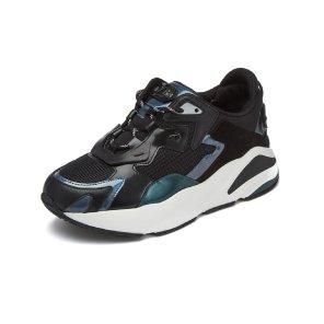 [송혜교슈즈]Queens sneakers(black) DG4DX19507BLK / 블랙