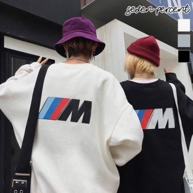[세븐퍼센트] 컬러 M 퍼포먼스 쮸리 기모 맨투맨
