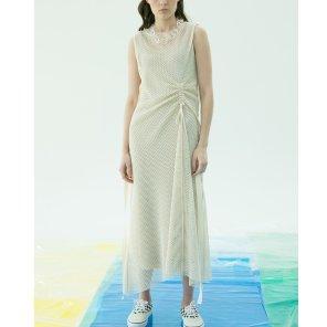 [테이즈]  Net Shiring Dress_2 Color Options(19SSTAZE12E)