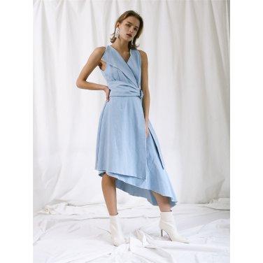 [더애쉴린] WENDY ONE COLLAR DRESS