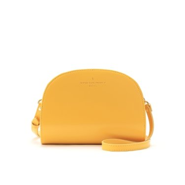 hill cross bag (yellow) - D1015YE