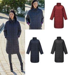 JKJJA18532 여성 중기장 패팅자켓 키퍼 미드