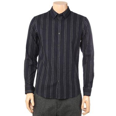 BON 스트라이프 패턴 셔츠[BN7WBA893]