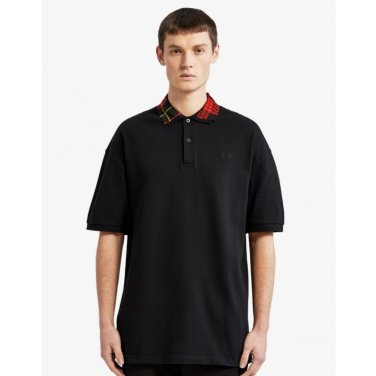 [S/S상품]컷어웨이 칼라 프레드페리피케 셔츠Cut-Away Pique Shirt(102)AFPM1915801