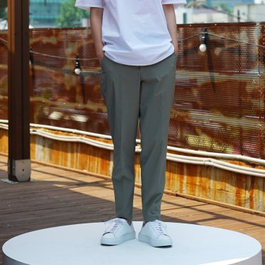 Neutral Trousers(Khaki) (P00017)