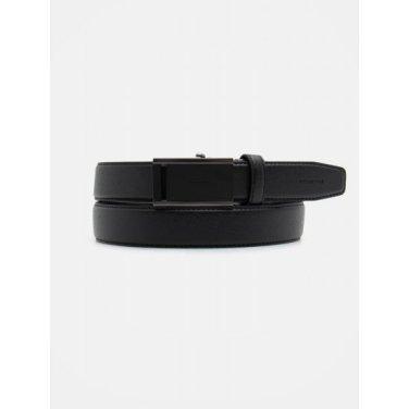 흑착 스카시 자동 벨트 - Black (BE9782T035)