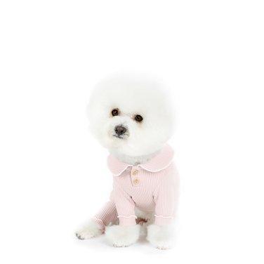 오마이베이비 프릴 올인원-핑크 2XL