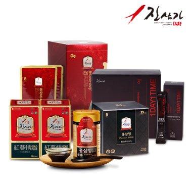 진삼가 구증구포 홍삼추출액/홍삼정 원데이원타임