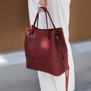 KNOT BAG SMALL (RED)