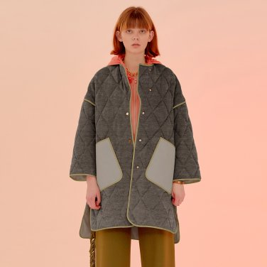 Milo Cozy Coat_Gray (JC20SSOU05GY)