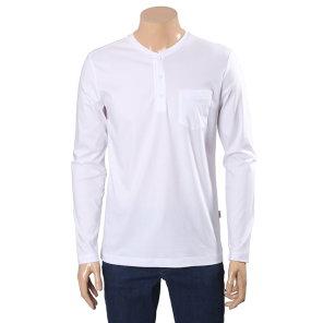 순면 헨리넥 티셔츠 A0A1151