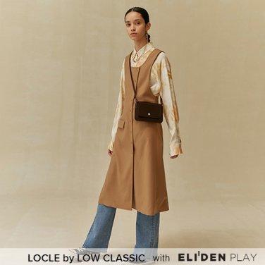 [로우클래식] 19 FALL LOCLE Snap dress_camel (Z3LCI6DR102)