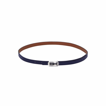 [vunque] vunque razor belt (분크 레이저 벨트) Navy VQA91ST3121