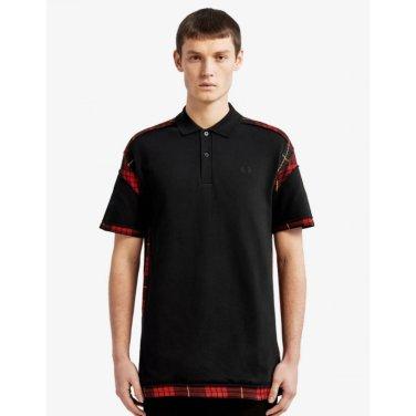 [S/S상품]컷어웨이 프레드페리피케 셔츠Cut-Away Pique Shirt(102)AFPM1915800