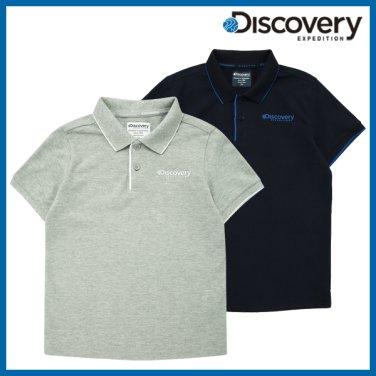 아동 테트 에리포인트 카라 티셔츠 (DKTS51931)
