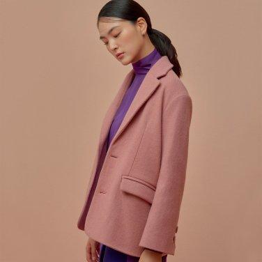 Granny Pink Tweed Jacket