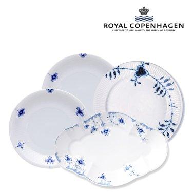 [로얄코펜하겐] 덴마크 황실의 도자기, 혼수세트 식기전