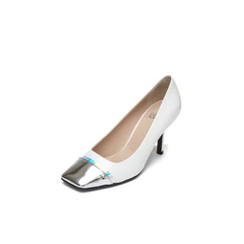 Stella pumps(white)DG1BX20010WHT