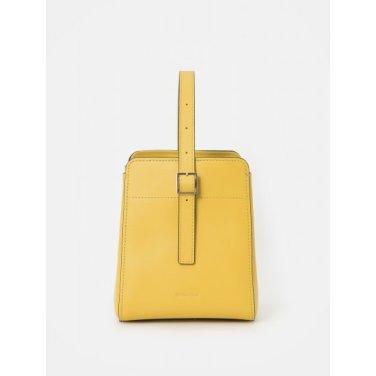버클 빈 미니백 - Yellow (BE9XD3M92E)