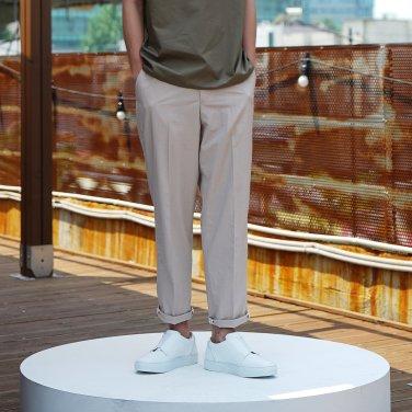 Neutral Trousers(Beige) (P00011)