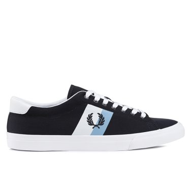 FRED PERRY  남성언더스핀 Underspin Plastisol Twill(608)  SFPM1834142-608