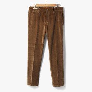 [YCHAI]CORDUROY PANTS DARK BEIGE/YC92M30002A27