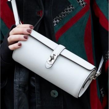 [vunque] Batee Cross bag (바띠 크로스 백) Ivory VQA91CO4111