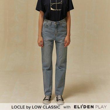 [로우클래식] 19 FALL LOCLE Straight pants_light (Z3LCI6PT103)