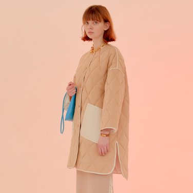 Milo Cozy Coat_Beige (JC20SSOU05BE)