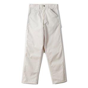 Stan Ray Single Knee Painter Pants 1154 Natural Drill