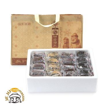 ◆[시담] 제주오메기떡 3종세트 B/무료배송