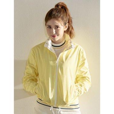 레몬 여성 로고 리버시블 재킷 (전소미 착용) (BO9239C07F)