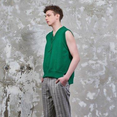 Singlet Knit (Green) (P00078)