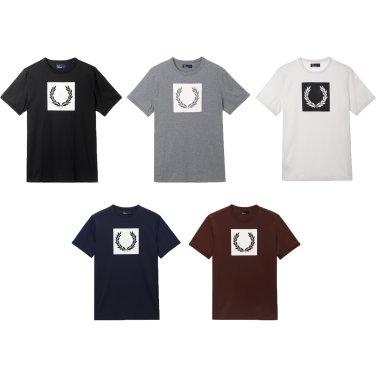 [S/S상품]빅로고 라운드 티셔츠11종 AFPM빅로고 11종