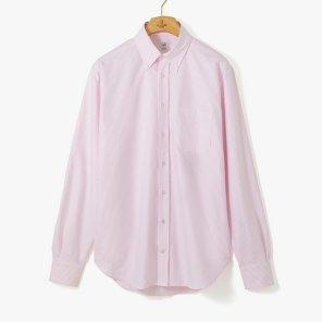 [TBRM]CLASSIC DRESS B.D SHIRT (STRIPE) PINK/TB92M40009A64