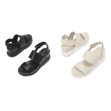 [ZEROGRAND Wedge Sandal] 컴포트 여성 샌들 2종택일 CHSO9E219